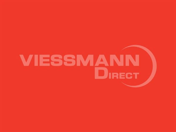 7190026 flue 100 150mm universal cover plate viessmann direct for Viessmann vitoconnect