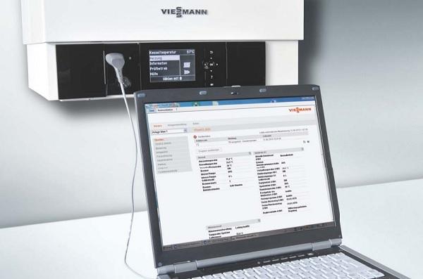 Z008373 vitosoft 300 type sid1 viessmann direct for Viessmann vitoconnect
