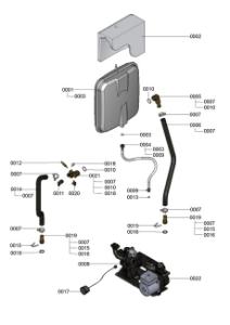 7121380 Hydraulic Detail