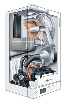 WB1B Compact Boiler