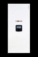 German electric boiler Vitotron 100 Electric boiler weather comp 3-8 kW