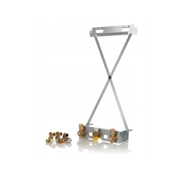 zk04307 PlusBus System boiler surface mounting pre plumbing jig