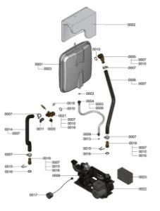 7121381 Hydraulic Detail