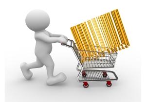 Viessmann Shopping dept