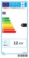 Energy Label 16kW