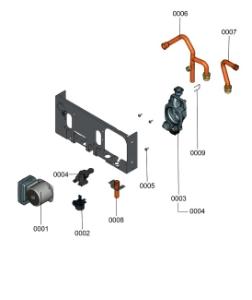 7121867 Hydraulic Block
