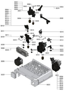 7359293 Hydraulic Block