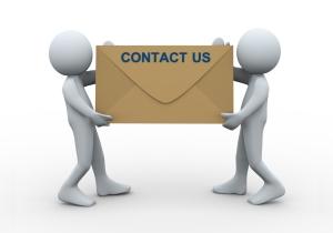 Contact us dept