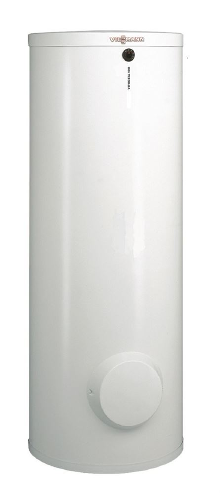 Z015300 vitocell 300 v evia a 300l dhw cylinder insulated vitowhite viessmann direct for Viessmann vitoconnect
