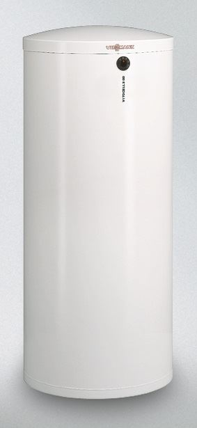 Z015298 vitocell 300 v evia a 160l dhw cylinder insulated vitowhite viessmann direct for Viessmann vitoconnect