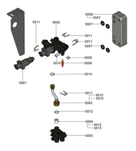 7121615 Hydraulic Plate Detail