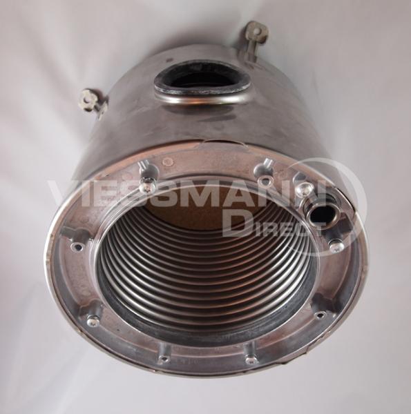Vitodens 100_200 Heat Exchanger