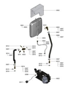 7121382 Hydraulic Detail