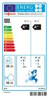 Vitocal 200-A A10 - A16 AC Energy Label 200px