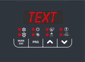 Vitocal 100-A Control Screen
