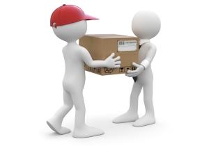 Deliveries dept