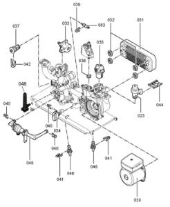 7373065 Hydraulic Block