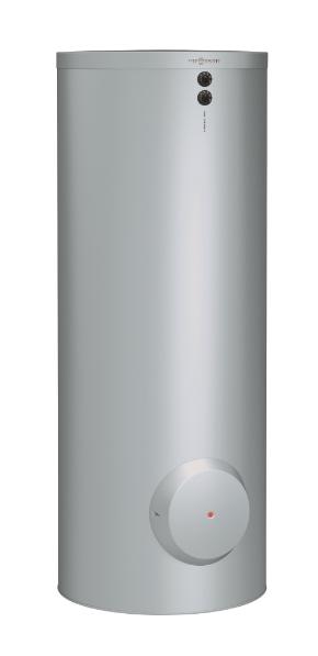 Z015301 vitocell 300 b evba a 300l dhw cylinder insulated vitosilver viessmann direct for Viessmann vitoconnect