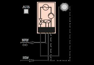 Vitodens 050-W B0KA Combi Boiler to 30kW