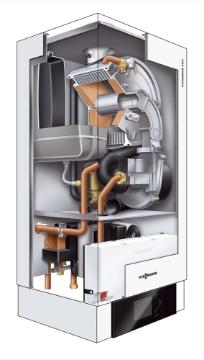 Vitodens 200 WB2C Boiler