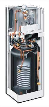 FB2B026 Vitodens 242-F Boiler