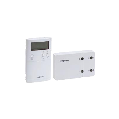 Z007692 Vitotrol 100 UTDB-RF digital wireless programmable room thermostat