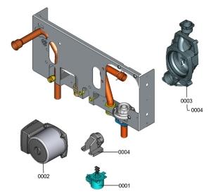 7115335 Hydraulics Plate
