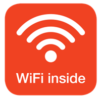 WiFi inside 300px clear