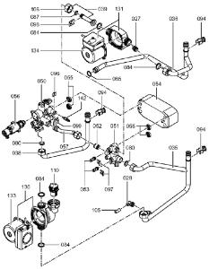 7419987 Hydraulic Plate