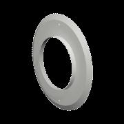 7176760 Flue 100mm Wall/ceiling flashing/bezel (metal)