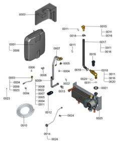 7121884 Hydraulics