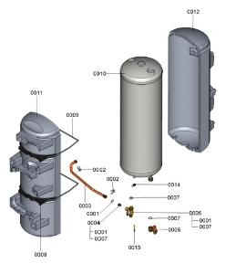 B1LA 7121606 Storage Detail