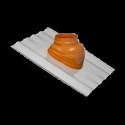 7452500 Flue 60/100mm 80/125mm  Universal roof tile (terracotta)