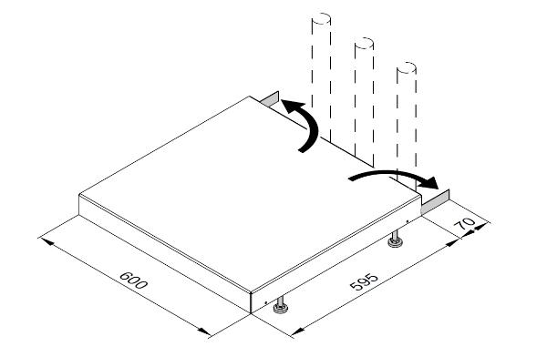 Boiler Plinth