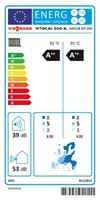 Vitocal 200-A A04 - A08 Energy Label 200px