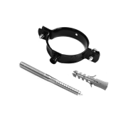 7246572 Flue 60mm plume kit fixing bracket