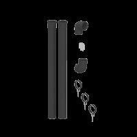 7512524 Flue 80mm Plume Management Kit