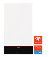 Vitodens 100-W 19kW System