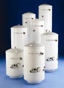 Vitocell DHW cylinders