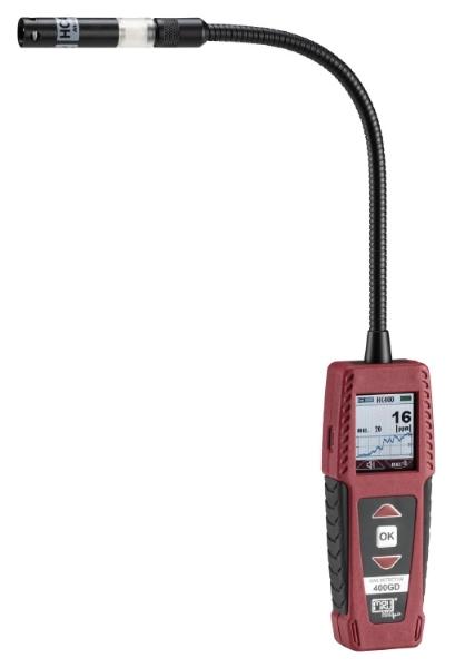 GD400 with sensor