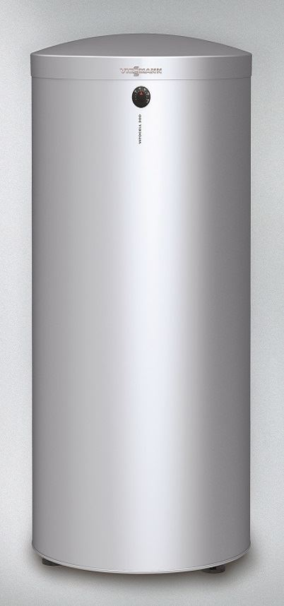 Z015295 vitocell 300 v evia a 200l dhw cylinder insulated vitosilver viessmann direct for Viessmann vitoconnect