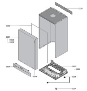 7121341 Boiler Body